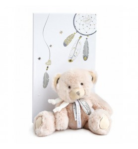 Attrape reve - ours beige...